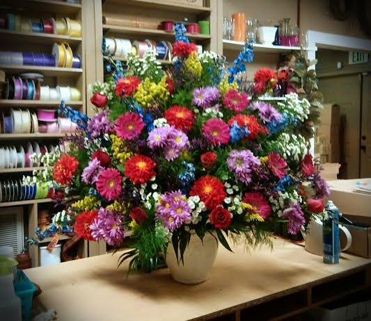 Church Altar Arrangements Abigail S Gifts Lenoir Nc